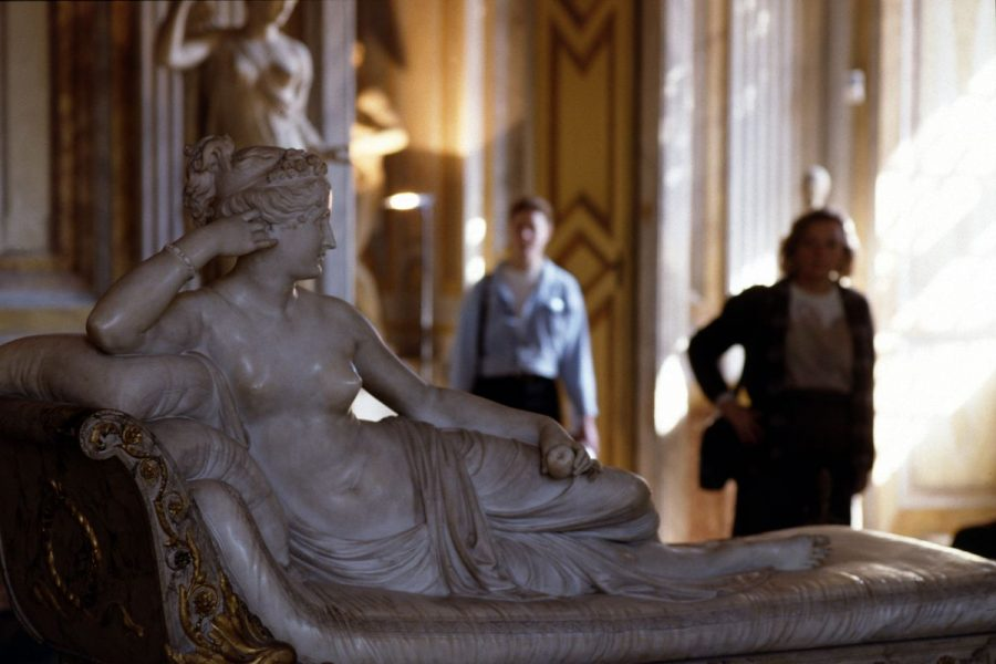 borghese gallery museum visit