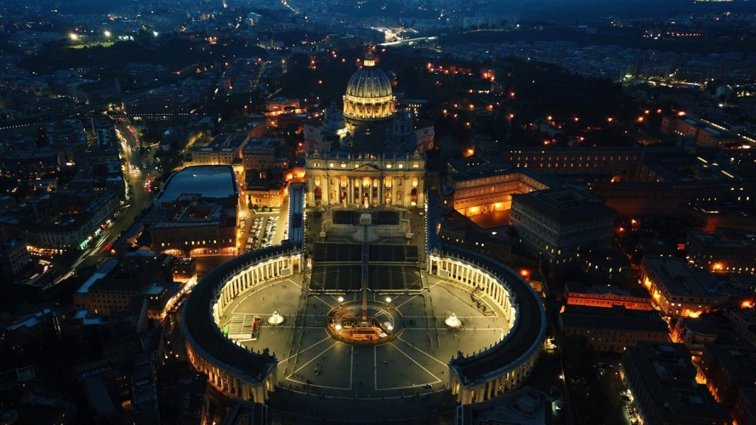 vatican at night tour