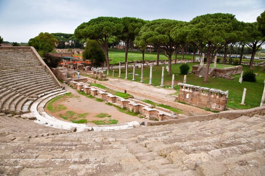 ostia antica in one day tour