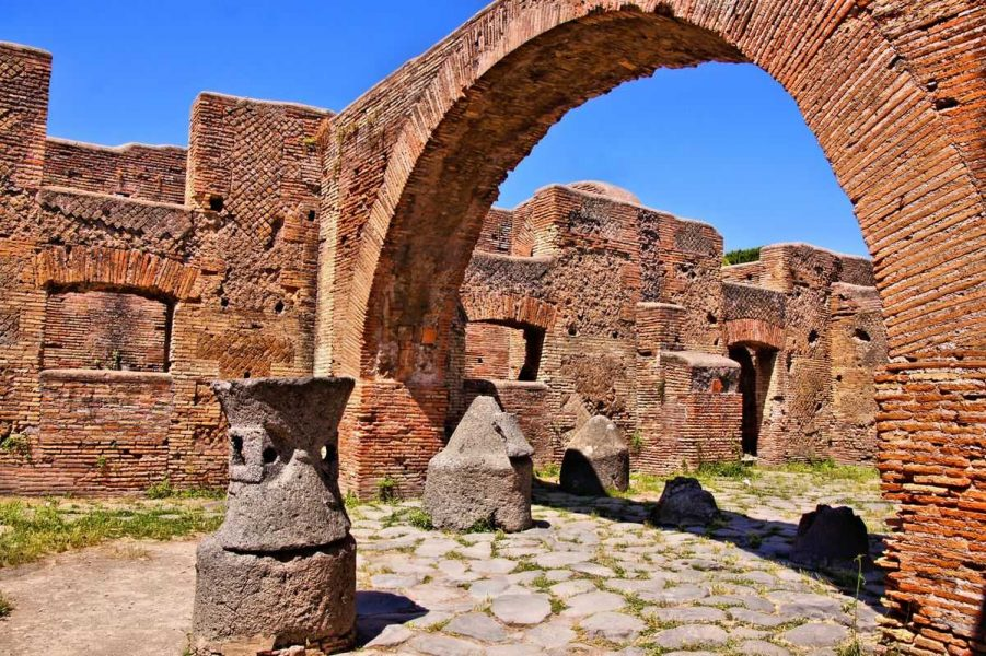 ostia tour in a day
