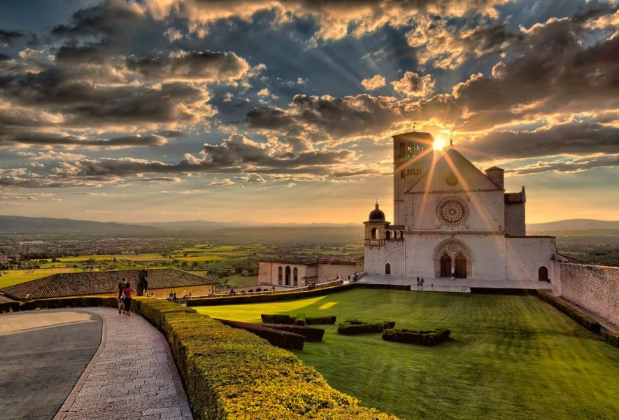 Tour in Assisi